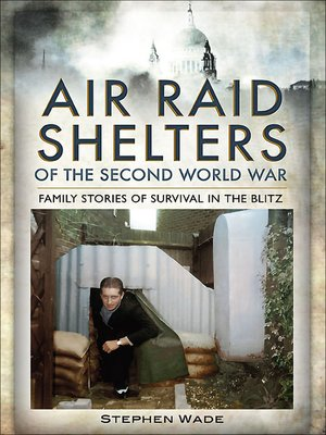 cover image of Air Raid Shelters of the Second World War