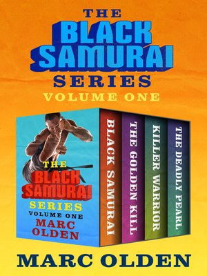 cover image of The Black Samurai Series Volume One