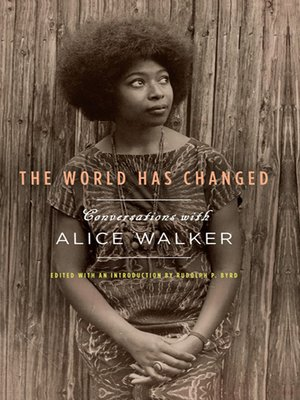 cover image of The World Has Changed