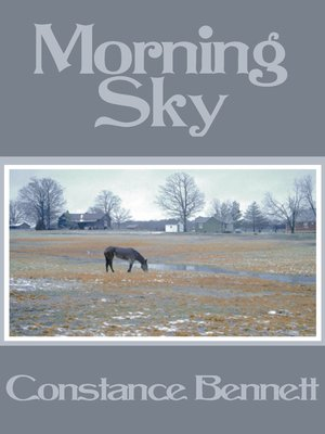 cover image of Morning Sky