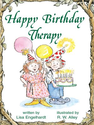cover image of Happy Birthday Therapy