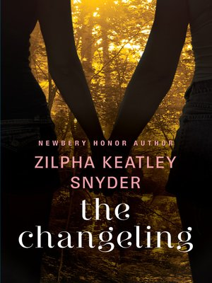 cover image of The Changeling