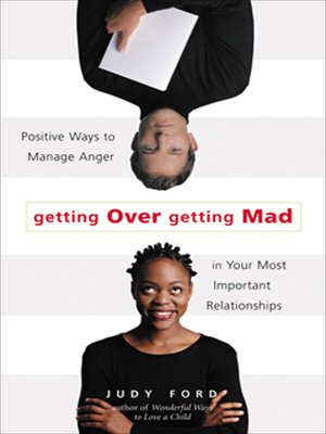 cover image of Getting Over Getting Mad