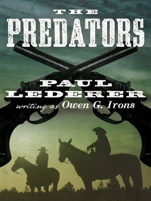 cover image of The Predators