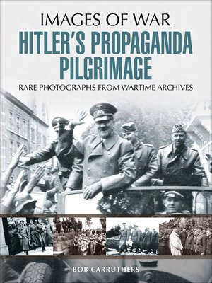 cover image of Hitler's Propaganda Pilgrimage