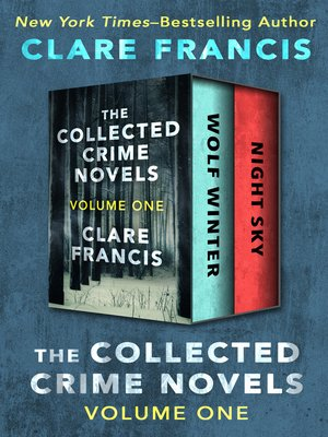 cover image of The Collected Crime Novels Volume One