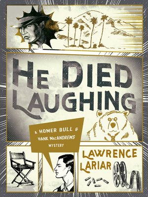 cover image of He Died Laughing