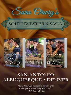 cover image of Southwestern Saga