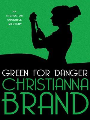 cover image of Green for Danger