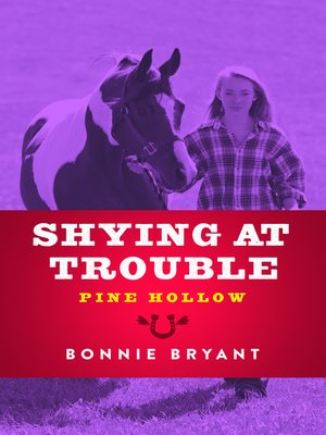 cover image of Shying at Trouble