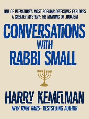 cover image of Conversations with Rabbi Small