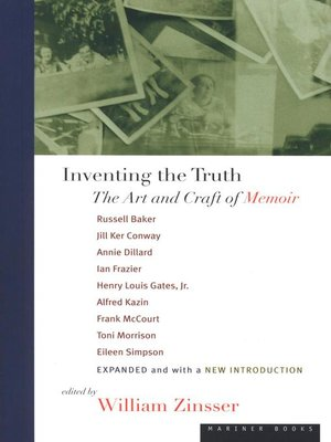 cover image of Inventing the Truth
