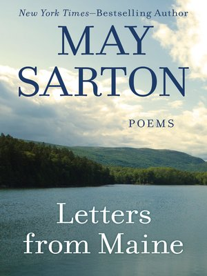 cover image of Letters from Maine