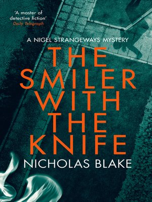cover image of The Smiler with the Knife