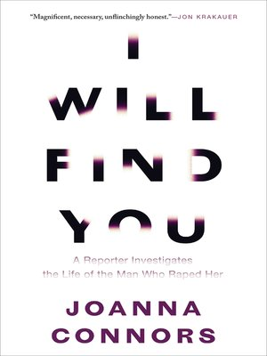 cover image of I Will Find You