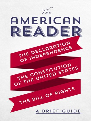 cover image of The American Reader