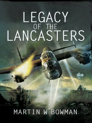 cover image of Legacy of the Lancasters