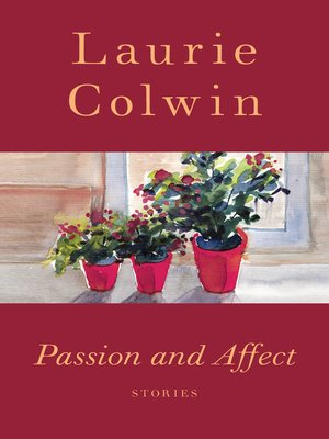 cover image of Passion and Affect