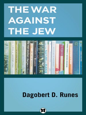 cover image of The War Against the Jew