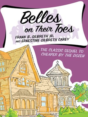 cover image of Belles on Their Toes