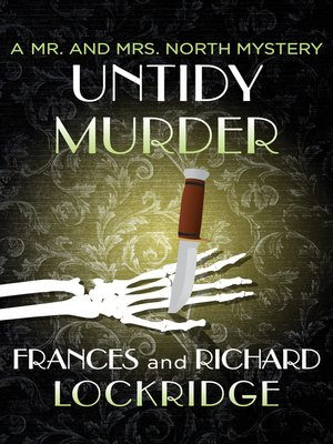 cover image of Untidy Murder