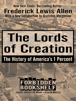 cover image of Lords of Creation