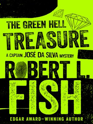 cover image of The Green Hell Treasure