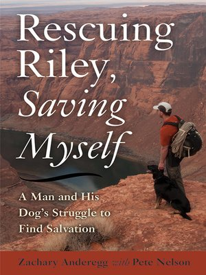 cover image of Rescuing Riley, Saving Myself