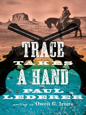 cover image of Trace Takes a Hand