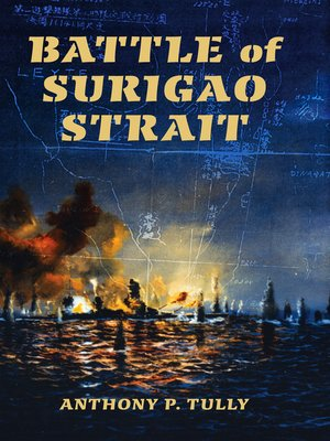 cover image of Battle of Surigao Strait