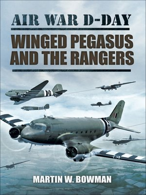 cover image of Winged Pegasus and the Rangers