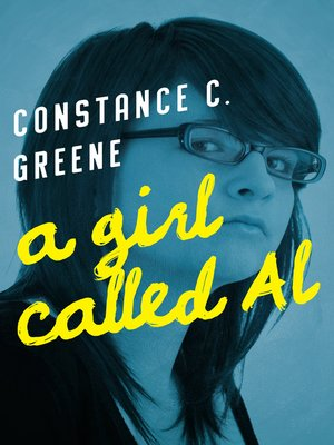 cover image of A Girl Called Al