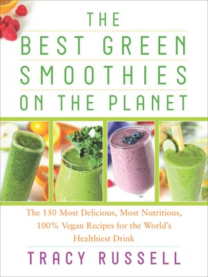 cover image of The Best Green Smoothies on the Planet