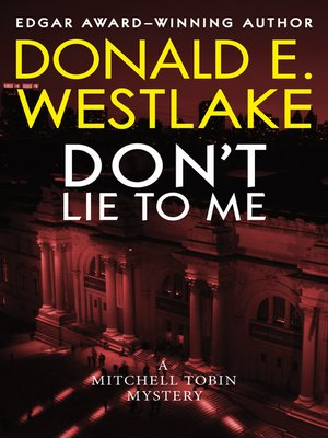 cover image of Don't Lie to Me