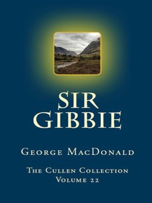 cover image of Sir Gibbie