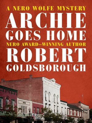 cover image of Archie Goes Home