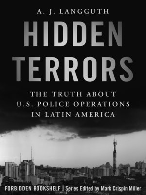 cover image of Hidden Terrors
