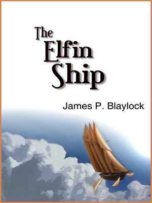 cover image of The Elfin Ship