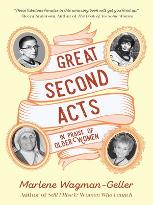 cover image of Great Second Acts