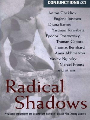 cover image of Radical Shadows