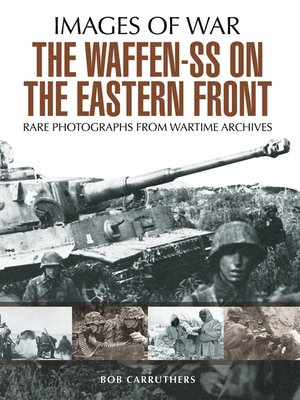 cover image of The Waffen-SS on the Eastern Front