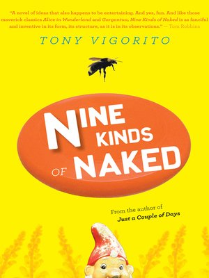 cover image of Nine Kinds of Naked
