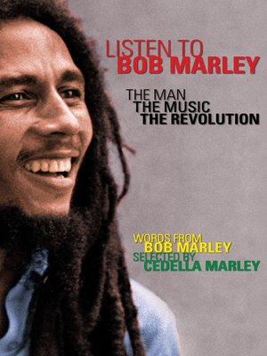 cover image of Listen to Bob Marley