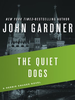 cover image of Quiet Dogs