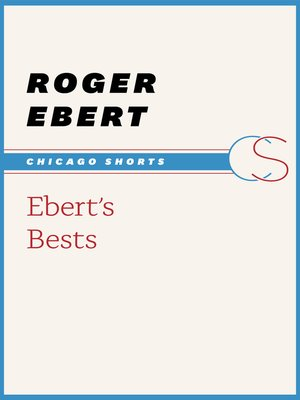 cover image of Ebert's Bests
