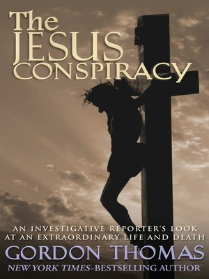 cover image of The Jesus Conspiracy