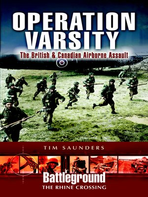 cover image of Operation Varsity