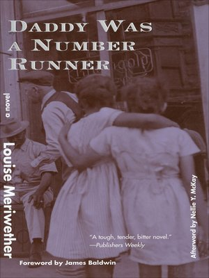 cover image of Daddy Was a Number Runner