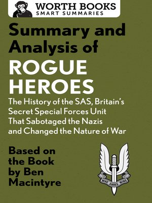 cover image of Summary and Analysis of Rogue Heroes