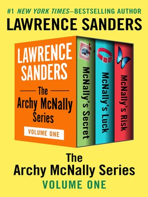 cover image of The Archy McNally Series, Volume 1